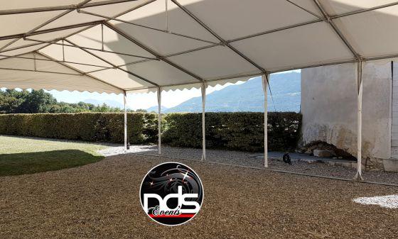 location dune tente de rception barnum 72m en 6x12m - Prix Location Tente Mariage 250 Personnes
